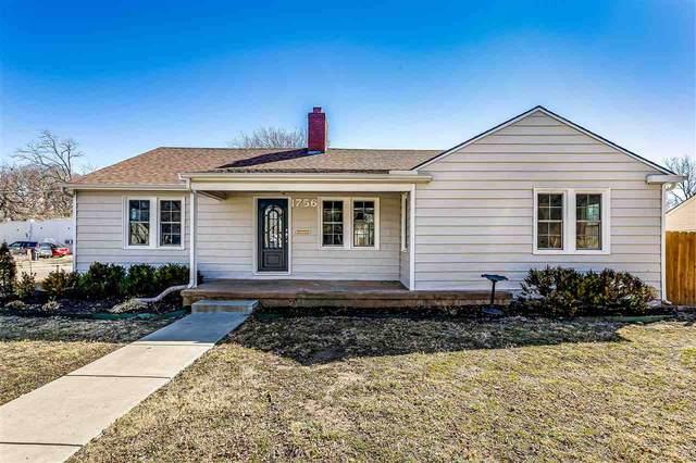1756 N Burns St, Wichita, KS 67203 (MLS #592849) :: Kirk Short's Wichita Home Team