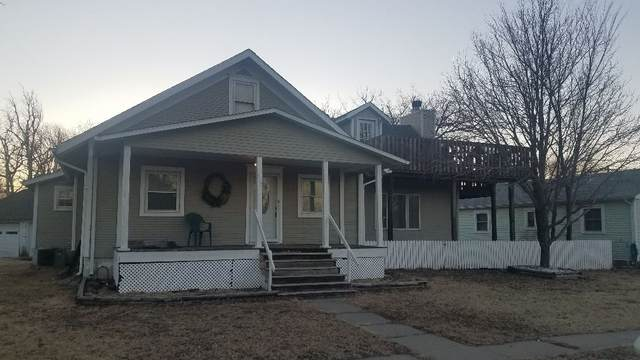 307 N 2nd, Canton, KS 67428 (MLS #592852) :: Pinnacle Realty Group