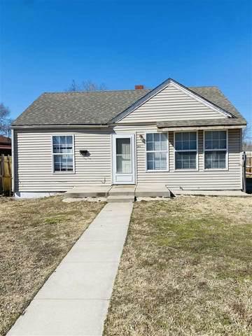 1617 N Grove Ave, Wichita, KS 67214 (MLS #592853) :: Kirk Short's Wichita Home Team