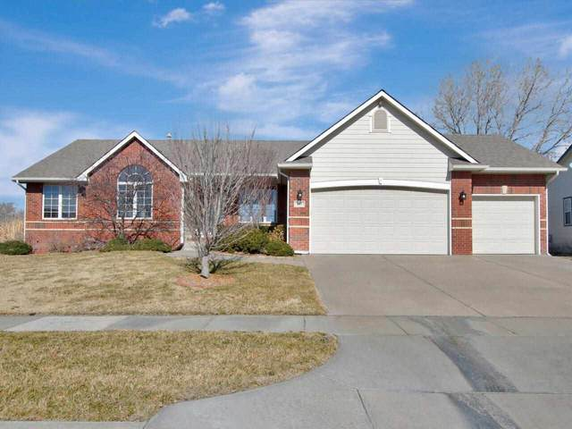 117 S Putter Dr, Andover, KS 67002 (MLS #592854) :: Pinnacle Realty Group