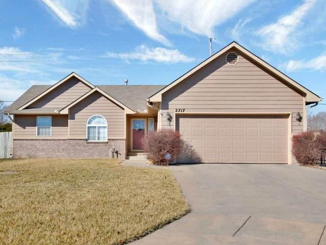 2717 N Glendale Ct, Wichita, KS 67220 (MLS #592855) :: Jamey & Liz Blubaugh Realtors