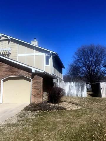 10524 W Texas Unit 1 (601), Wichita, KS 67209 (MLS #592861) :: Kirk Short's Wichita Home Team