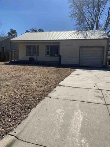 1409 E Denker St, Wichita, KS 67216 (MLS #592862) :: Preister and Partners | Keller Williams Hometown Partners