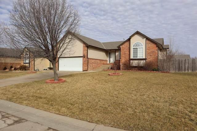 314 N Crest Cir, Wichita, KS 67206 (MLS #592864) :: Preister and Partners | Keller Williams Hometown Partners