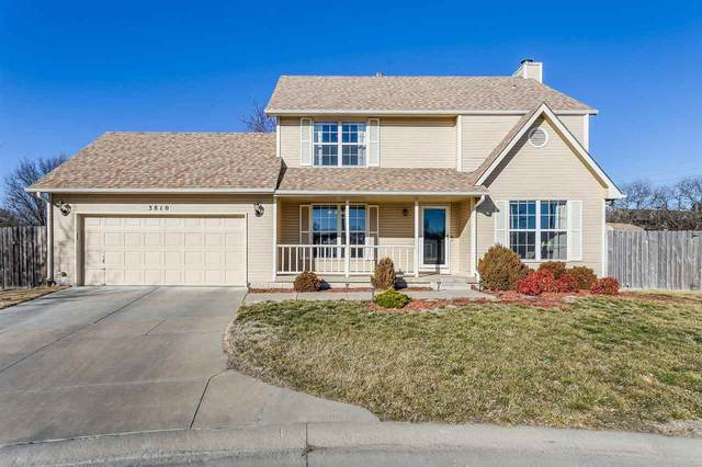 3810 N Rushwood Ct, Wichita, KS 67226 (MLS #592865) :: Pinnacle Realty Group
