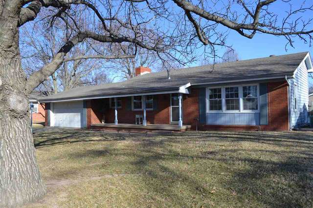 2332 Crest St, Augusta, KS 67010 (MLS #592866) :: Pinnacle Realty Group