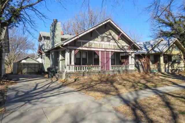 307 S Chautauqua Ave, Wichita, KS 67211 (MLS #592868) :: Preister and Partners | Keller Williams Hometown Partners