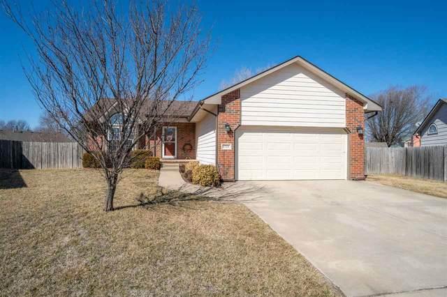 1721 S Smithmoor Ct, Wichita, KS 67207 (MLS #592870) :: Preister and Partners | Keller Williams Hometown Partners