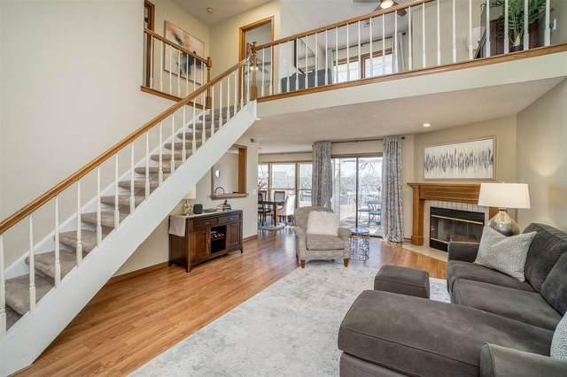 2614 N Executive Way Apt 107, Wichita, KS 67226 (MLS #592872) :: Preister and Partners | Keller Williams Hometown Partners