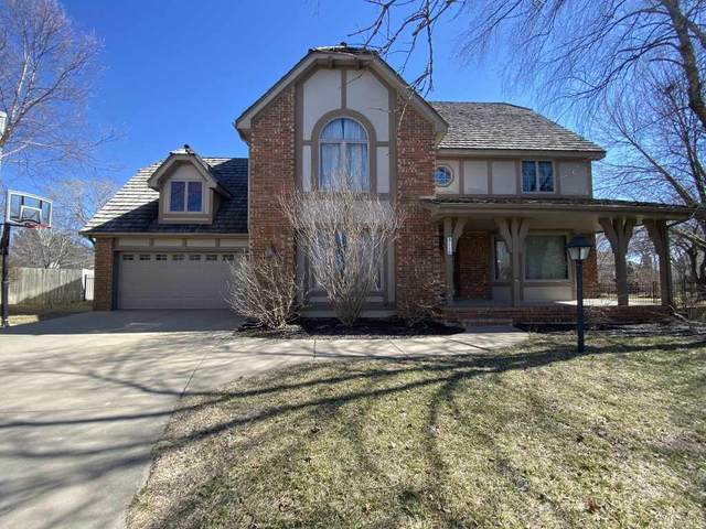 8116 E Greenbriar Ct, Wichita, KS 67226 (MLS #592874) :: Preister and Partners | Keller Williams Hometown Partners