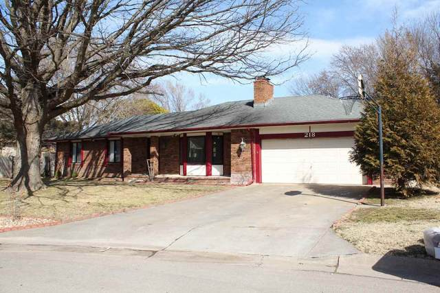 218 S Redbud Ct, Derby, KS 67037 (MLS #592895) :: Jamey & Liz Blubaugh Realtors