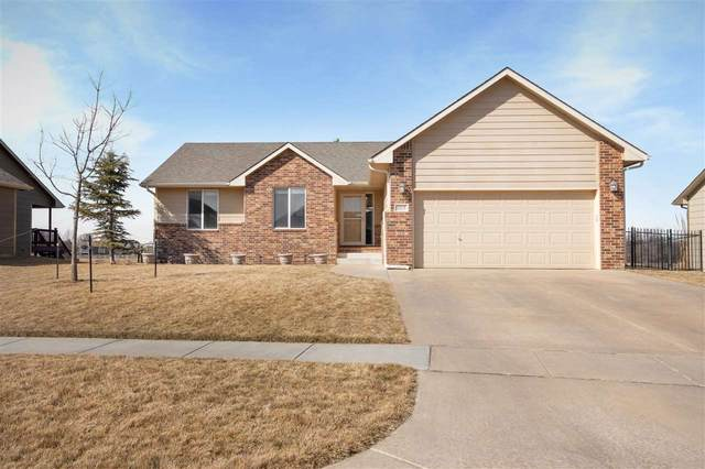 1113 N Oak Ridge Ave, Goddard, KS 67052 (MLS #592899) :: Jamey & Liz Blubaugh Realtors