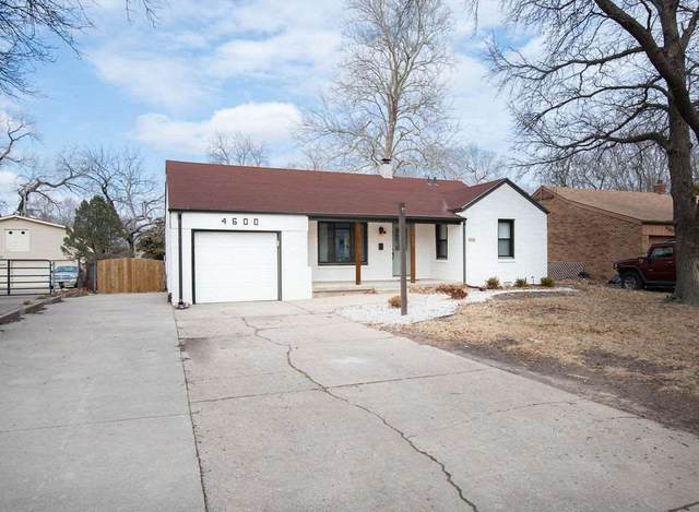 4600 E Mount Vernon St, Wichita, KS 67218 (MLS #592901) :: Jamey & Liz Blubaugh Realtors