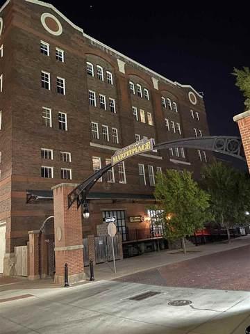 242 N Mead St, Unit 2D, Wichita, KS 67202 (MLS #592904) :: Pinnacle Realty Group