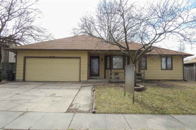 8323 E Zimmerly St, Wichita, KS 67207 (MLS #592911) :: Graham Realtors