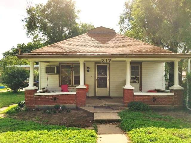 217 N Main St, Argonia, KS 67004 (MLS #592916) :: Pinnacle Realty Group