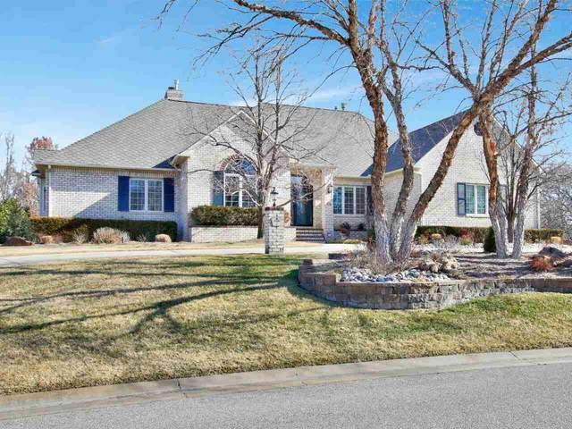 14 N Scottsdale St, Wichita, KS 67230 (MLS #592921) :: Graham Realtors