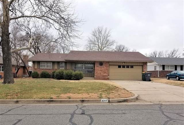 6213 E 12th St N, Wichita, KS 67208 (MLS #592923) :: Graham Realtors