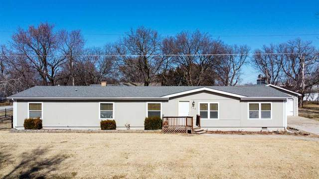 140 W South, Benton, KS 67017 (MLS #592925) :: Graham Realtors
