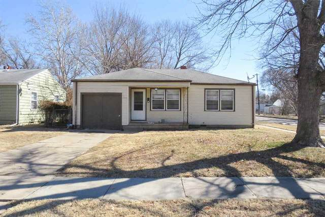 1502 N Battin St, Wichita, KS 67208 (MLS #592930) :: Graham Realtors