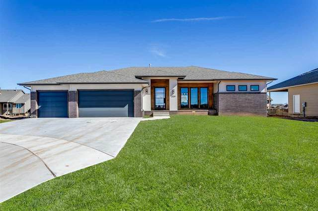 3224 Pine Grove Cir, Wichita, KS 67205 (MLS #592938) :: Pinnacle Realty Group