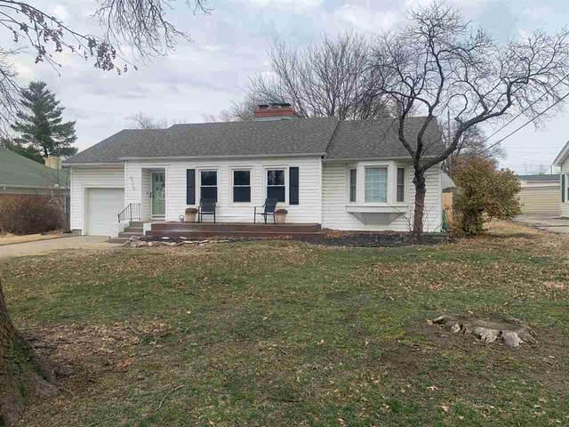 5110 E Kingsrow, Wichita, KS 67208 (MLS #592952) :: Pinnacle Realty Group