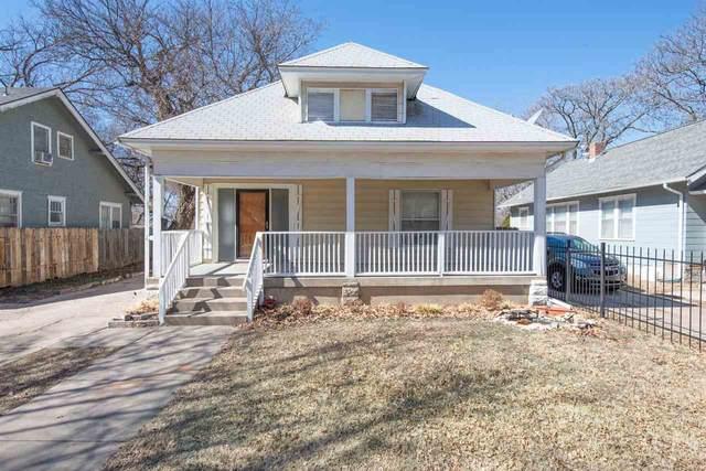 1511 S Wichita St, Wichita, KS 67213 (MLS #592953) :: Pinnacle Realty Group