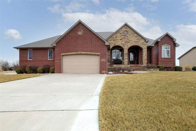 2002 S Ironstone St, Wichita, KS 67230 (MLS #592954) :: Graham Realtors