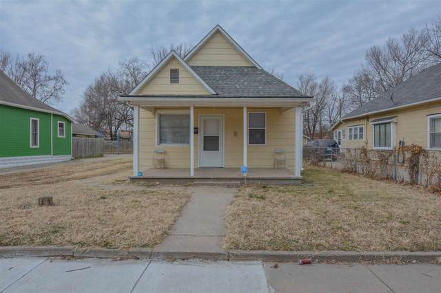 1839 N Fairview Ave., Wichita, KS 67203 (MLS #592955) :: Pinnacle Realty Group