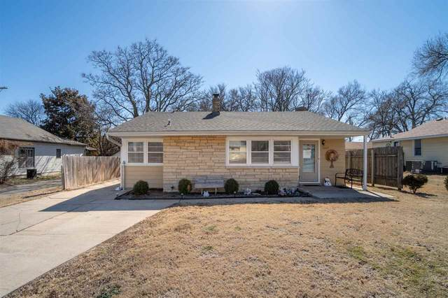 1007 W Towanda Ave, El Dorado, KS 67042 (MLS #592956) :: Graham Realtors