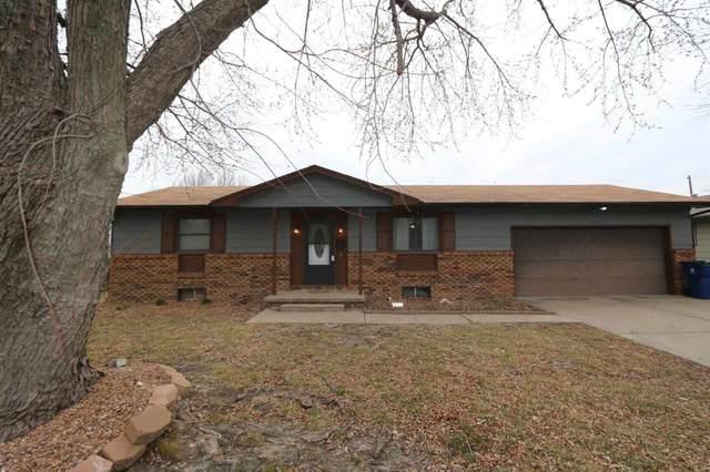 3009 S Chase Ave, Wichita, KS 67217 (MLS #592958) :: Pinnacle Realty Group