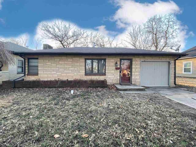 1027 N 1st St, Arkansas City, KS 67005 (MLS #592960) :: Pinnacle Realty Group