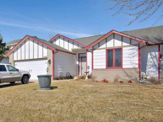 10018 E Lincoln St, Wichita, KS 67207 (MLS #592961) :: Graham Realtors
