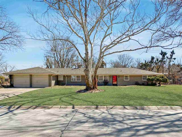 3601 E 24th St N, Wichita, KS 67220 (MLS #592964) :: Pinnacle Realty Group