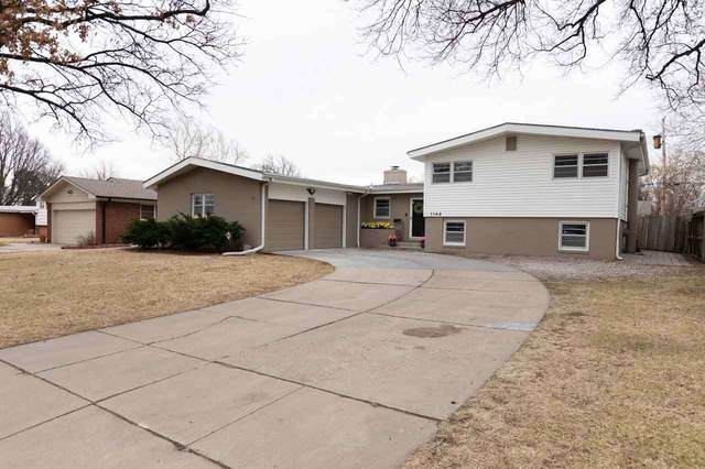 1148 Patricia St, Wichita, KS 67208 (MLS #592967) :: Graham Realtors