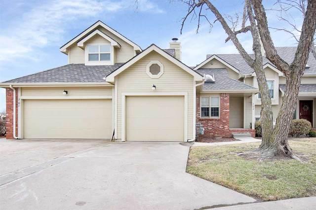 6510 E 29TH ST N Unit 702, Wichita, KS 67226 (MLS #592970) :: Preister and Partners   Keller Williams Hometown Partners