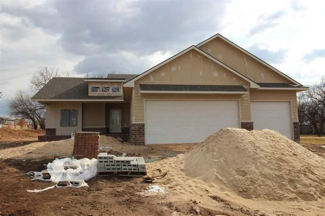 101 W Woodland, Mulvane, KS 67110 (MLS #592971) :: Preister and Partners   Keller Williams Hometown Partners