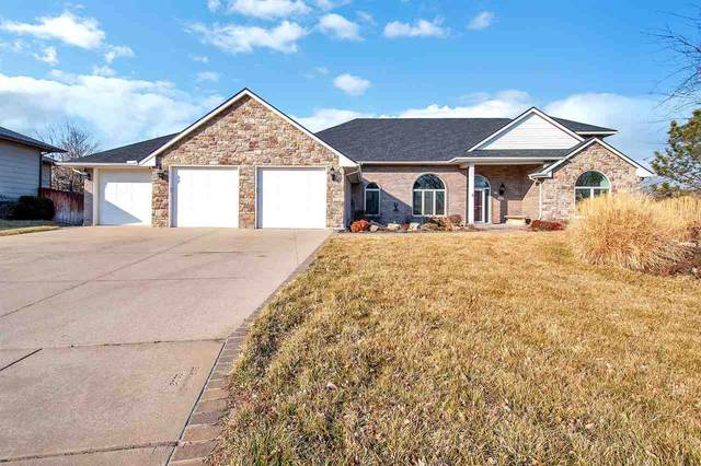 13710 E Gilbert St, Wichita, KS 67230 (MLS #592972) :: Graham Realtors