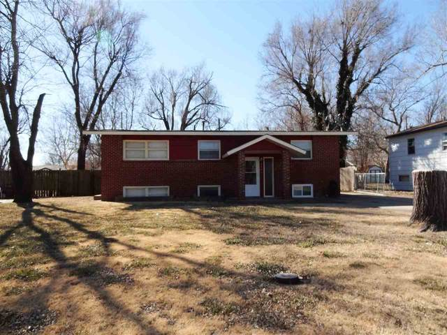 5301 S Spruce, Wichita, KS 67216 (MLS #592976) :: Preister and Partners   Keller Williams Hometown Partners
