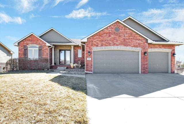 13807 E Mainsgate Circle, Wichita, KS 67228 (MLS #592977) :: Preister and Partners   Keller Williams Hometown Partners
