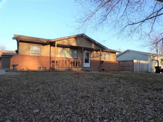 4644 S Glenn Ave, Wichita, KS 67217 (MLS #592978) :: Preister and Partners   Keller Williams Hometown Partners