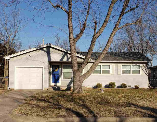 2428 S Handley St, Wichita, KS 67217 (MLS #592979) :: Preister and Partners   Keller Williams Hometown Partners