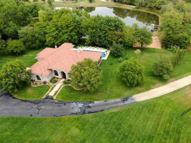 5001 S 263rd St W, Garden Plain, KS 67050 (MLS #592986) :: Pinnacle Realty Group