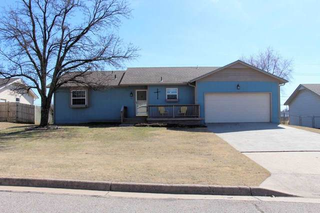 17 Deveron Rd, Winfield, KS 67156 (MLS #592989) :: Keller Williams Hometown Partners