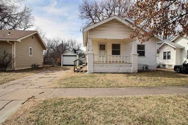 545 N Chautauqua Ave, Wichita, KS 67214 (MLS #593031) :: COSH Real Estate Services