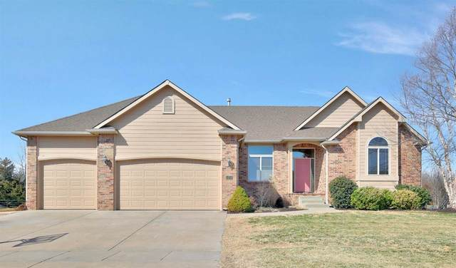 1639 Aspen Creek Dr, Andover, KS 67002 (MLS #593058) :: Keller Williams Hometown Partners