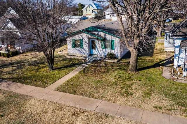 710 N Jefferson Ave, Wellington, KS 67152 (MLS #593082) :: The Boulevard Group