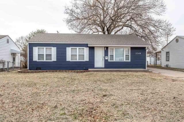 3249 S Gold St, Wichita, KS 67217 (MLS #593099) :: The Boulevard Group
