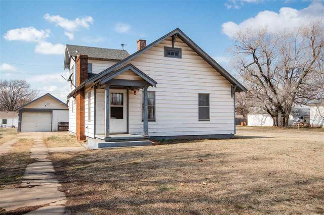 834 N Springfield Ave, Anthony, KS 67003 (MLS #593101) :: Graham Realtors