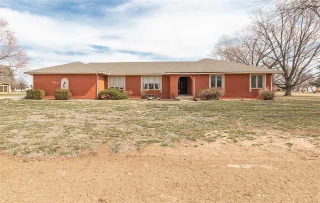 532 N Wheatland Pl, Wichita, KS 67235 (MLS #593103) :: Pinnacle Realty Group